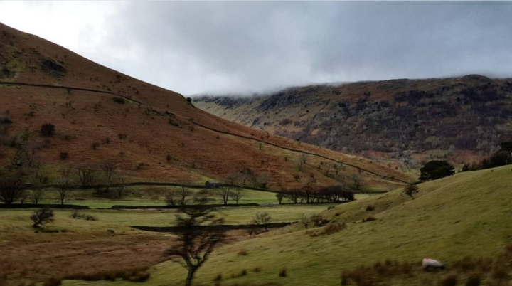 Lake District - scenery - landscape