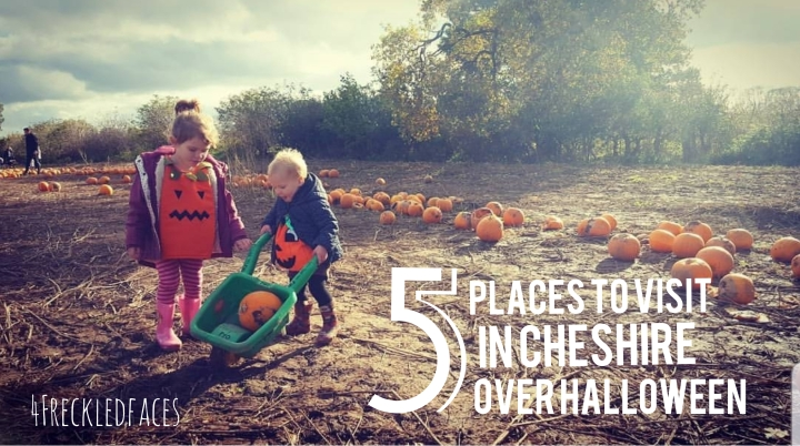 5 Places to visit during Halloween Season in Cheshire