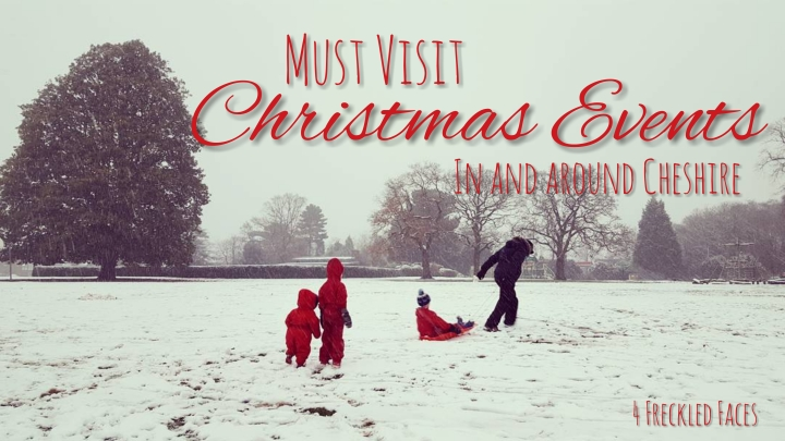 Christmas Events In and Around Cheshire
