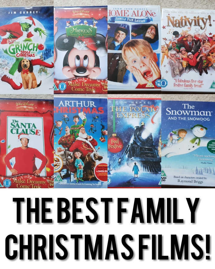 Favourite Family Christmas Films