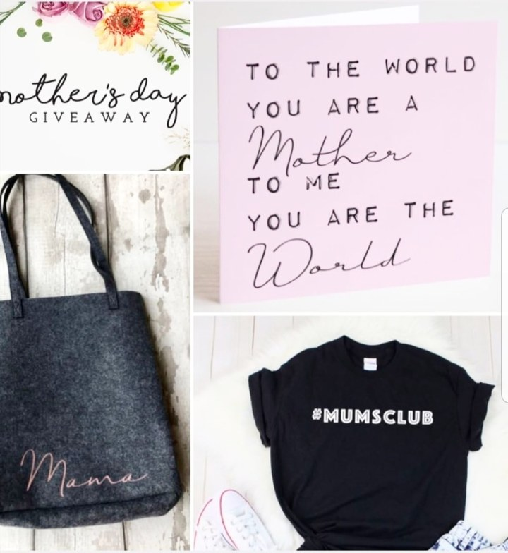 Mother's Day GiftGiveaway