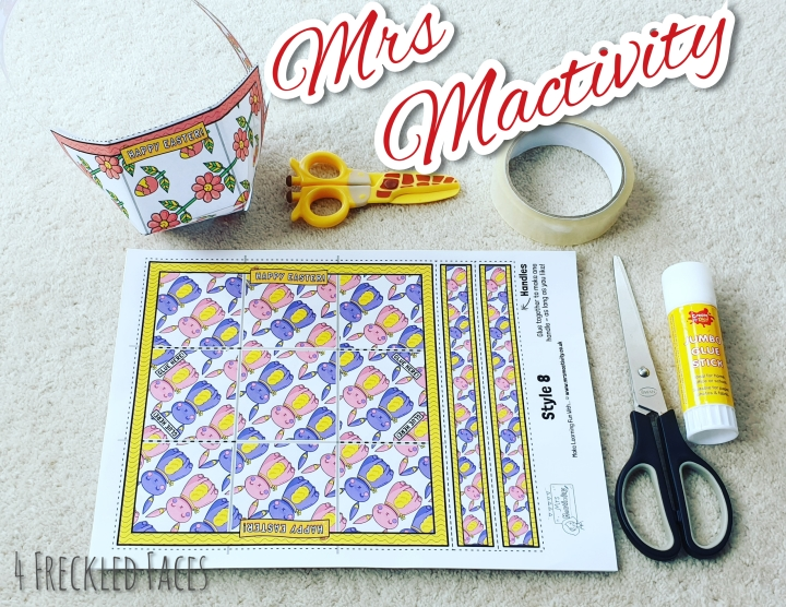 Easter Crafts – Mrs Mactivity