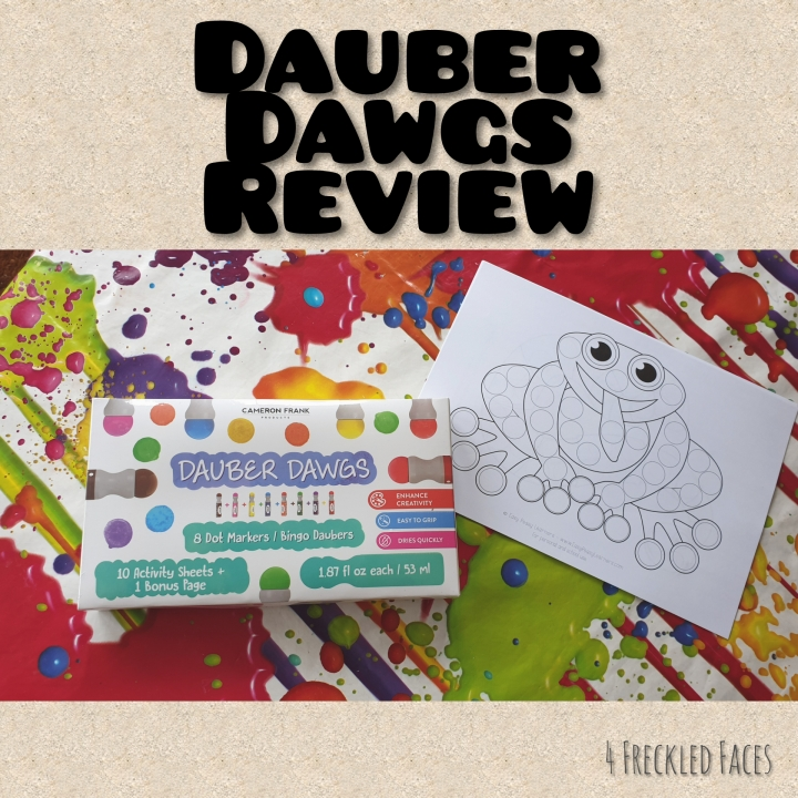 Cameron Frank Products – Dauber Dawgs Review