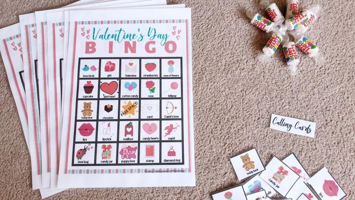 Valentines Day Bingo!