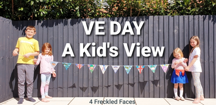 Celebrating VE Day – A Kid's View