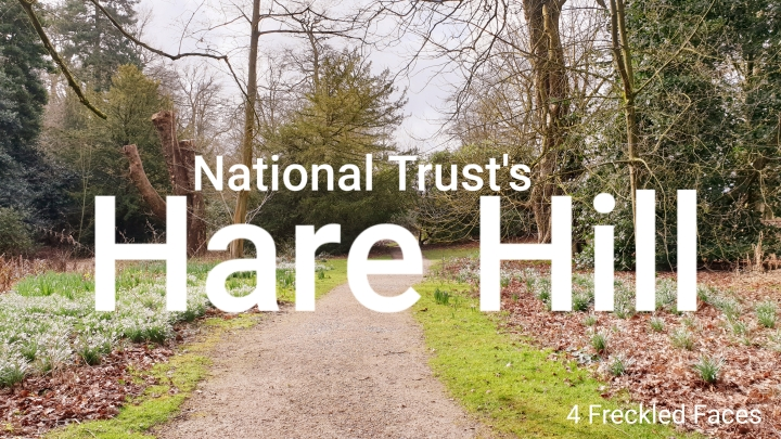 National Trust's Hare Hill